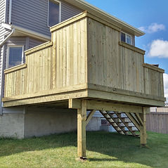 Edmonton Deck Builder - Privacy