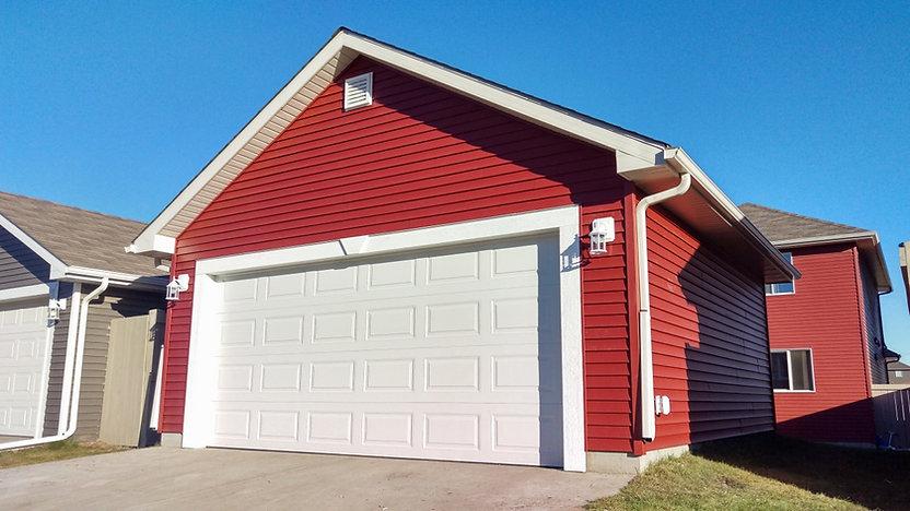 N.P. Artisan Edmonton Garage Builder