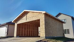 Edmonton Garage Structure