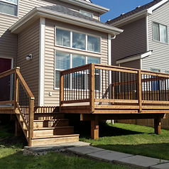 Edmonton Deck Builder - Brown PT