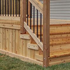 Edmonton Deck Builder - Cedar