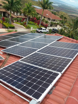 PV panels in Makakilo