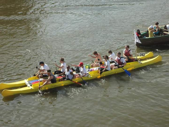 Great River Race 2012