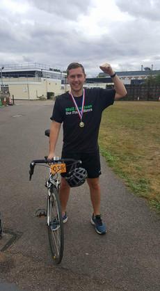 Etape d'Amwell - 100 miles cycle - 2016