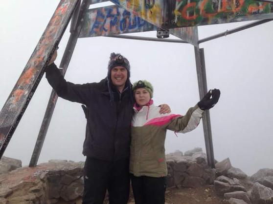 Mount Toubkal 2015