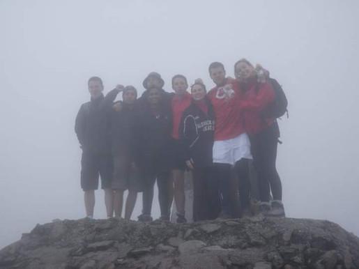 Three Peaks Challenge 2011