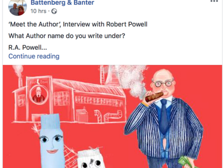 Battenberg & Banter