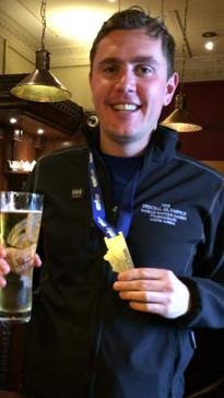 Edinburgh Marathon 2014