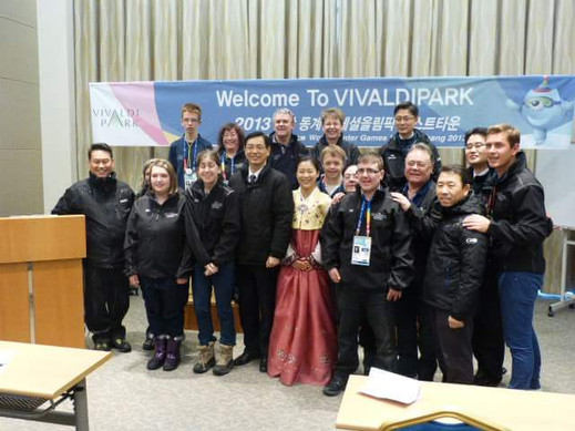 Special Olympics World Winter Games 2013