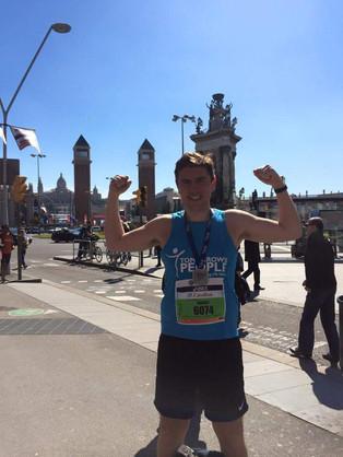 Barcelona Marathon 2015