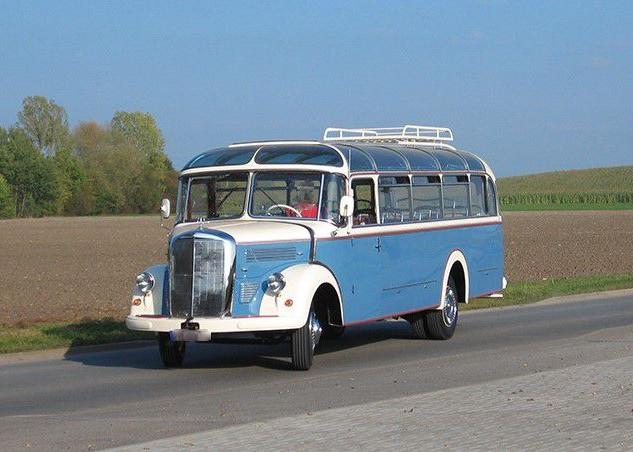 Mercedes Bus O 3500 | 10