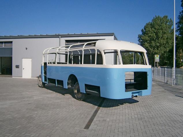 Mercedes Bus O 3500 | 8