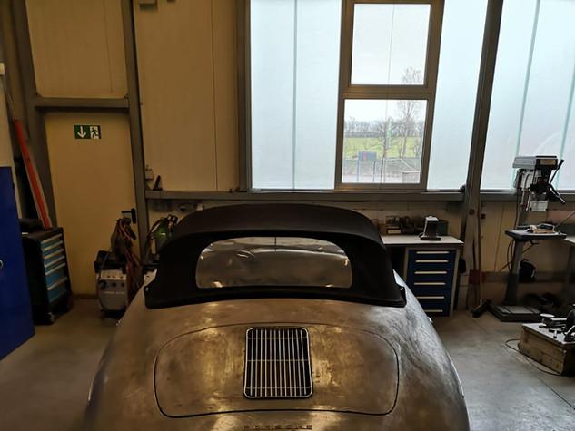 Porsche 356 Speedster Pre A | 6