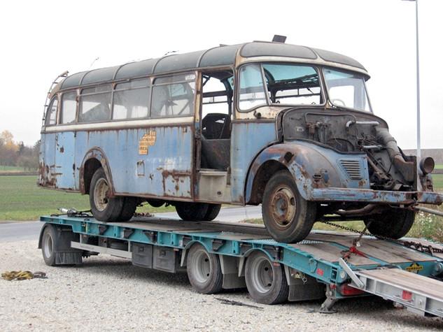 Mercedes Bus O 3500 | 1