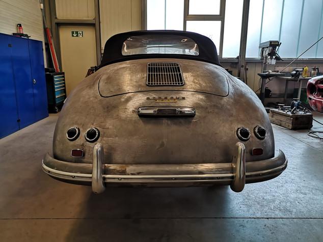 Porsche 356 Speedster Pre A | 5
