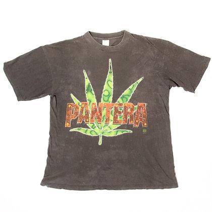 Pantera Vintage 94 / Marijuana Leaf Tee / 中古品