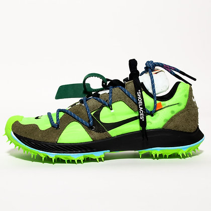 Nike × Off-White  / Zoom Terra Kiger 5 Green / W28.5cm
