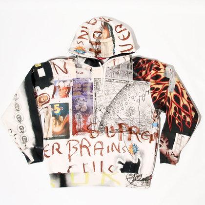 Supreme / LSD Spells Hooded Sweatshirt