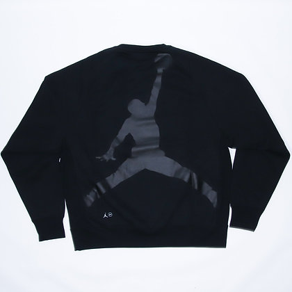 Nike × Fragment / Lifestyle Crewneck Sweatshirt Black / XLサイズ