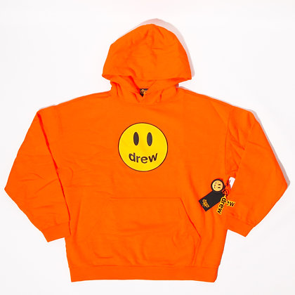 Drew House / Mascot Hoodie Orange / XLサイズ