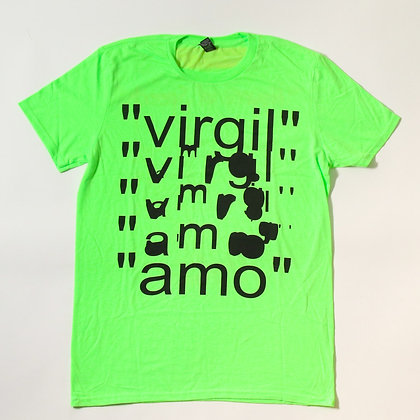 Virgil Abloh × MCA / Figures of Speech Amo Tee