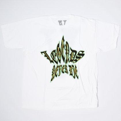 Juice Wrld × Vlone / Legends Never Die Tee White / XLサイズ