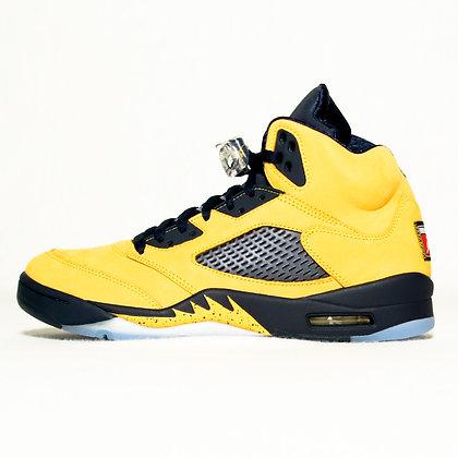 Nike / Jordan 5 Retro Michigan / 28cm(US10)