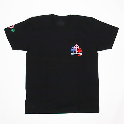 Chrome Hearts  / Multicolor Cross Tee / Lサイズ