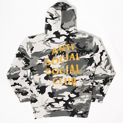Anti Social Social Club / Siberia Camo Hoodie / Lサイズ