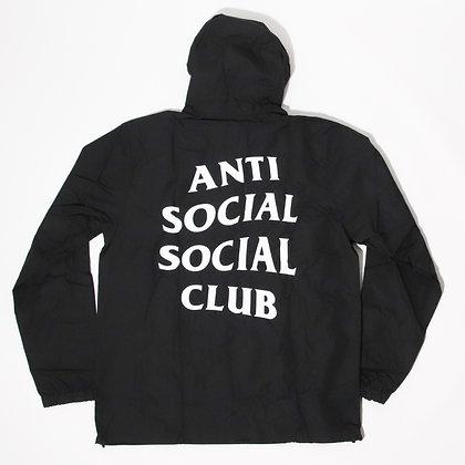 Anti Social Social Club / Black  Anorak