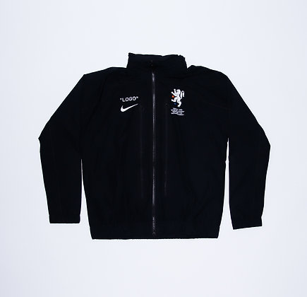 Nike × Off-White / Mercurial NRG X Track Jacket Black / Mサイズ