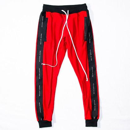Daniel Patrick / Track Pant Red / XSサイズ
