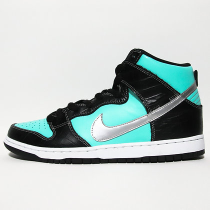 Nike × Diamond Supply Co. / Tiffany Dunk SB High / 28cm