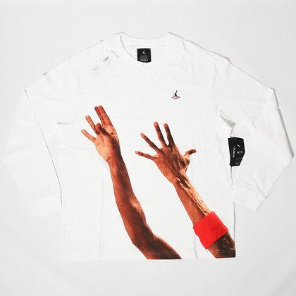 Jordan × Union / The J Long Sleeve / Lサイズ