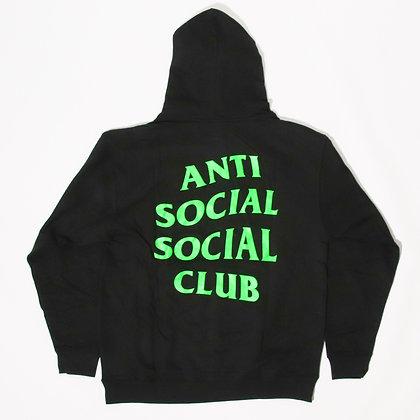 Anti Social Social Club / myself Hoodie Black / Lサイズ