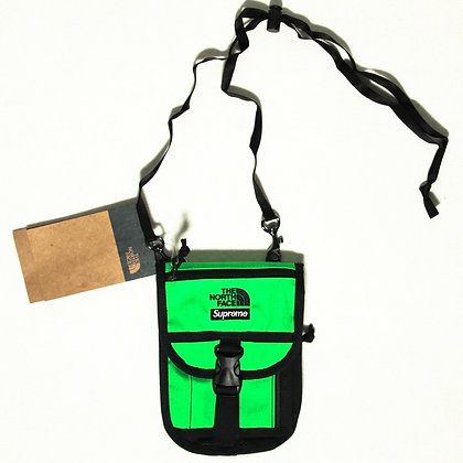 Supreme × The North Face / RTG Utility Pouch Green /新古品・未使用品
