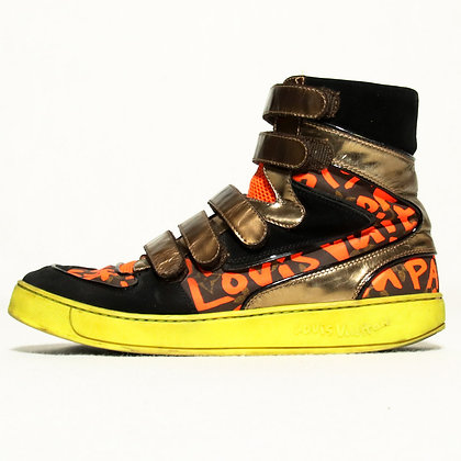 Louis Vuitton / Graffiti Sneakers by Marc Jacobs / 27cm(US9) / 中古品