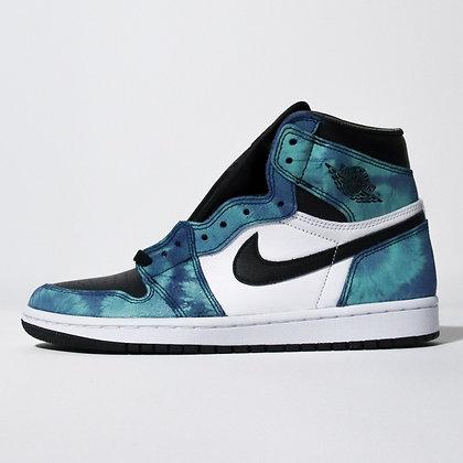 Nike / Jordan 1 High OG Tie-Dye / W26cm