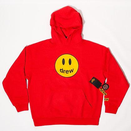 Drew House / Mascot Hoodie Red