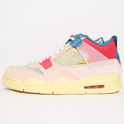 "Jordan × Union / Air Jordan 4 "" Guava""  / 28cm (US10)"