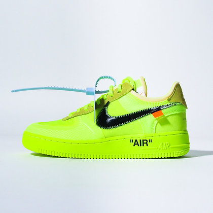 Nike × Off-White / Air Force 1 Low Volt / 25.5cm