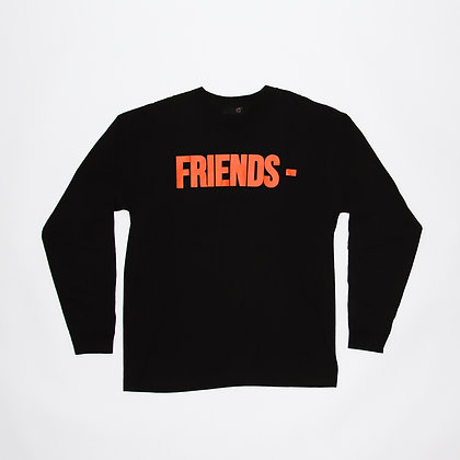 Vlone / Friends Long Sleeve Tee / XLサイズ / 中古品