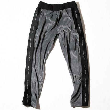 Daniel Patrick / Velour Snap Track Pant Grey / Lサイズ