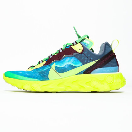 Nike × Undercover / React Element 87 Lakeside / US10