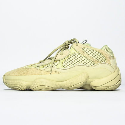Yeezy × Adidas  / Yeezy Boost 500  Supermoon Yellow / 28cm(US10) / 新古品・未使用品