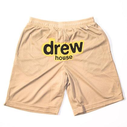 Drew House / Mesh Shorts Sand