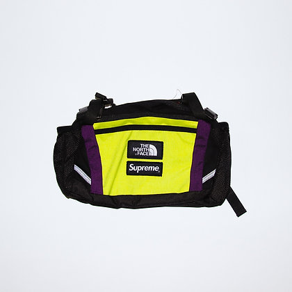 Supreme × The North Face / Expedition Waist Bag Sulphur