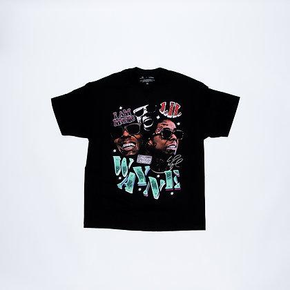 Lil Wayne × Chinatown Market / The Carter Ⅴ Tee White