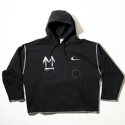 Nike × Off-White / Hoodie Black XXLサイズ