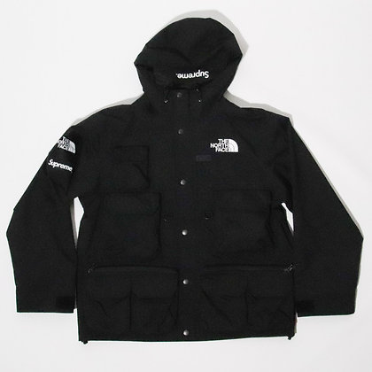 Supreme ×The North Face /  Cargo Jacket Black / Mサイズ